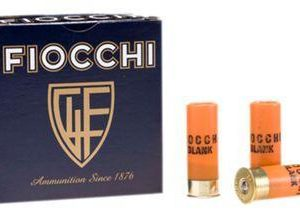 Fiocchi Blanks Popper Handgun Ammo - 9mm - 50 Rounds