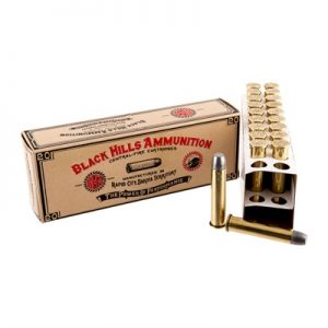 Black Hills Ammunition Cowboy Action Ammo 45-70 Government 405gr Lead Flat Point - 45-70 Government 405gr Fpl 20/Box