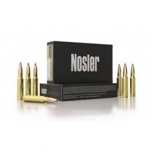 Nosler E-Tip Rifle Ammunition 30-30 Win. 150 gr E-Tip 20/ct