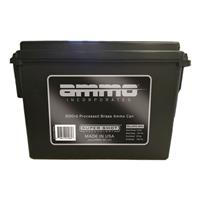 AMMO INCORPORATED, .40 S&W, Total Metal Case, 180 Grain, Processed Brass, 200 Rounds with Ammo Can