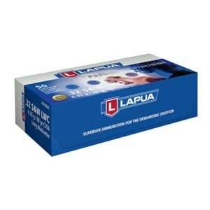 Lapua Handgun Ammo 9mm Luger 123gr Fmj - 9mm Luger 123gr Full Metal Jacket 50/Box