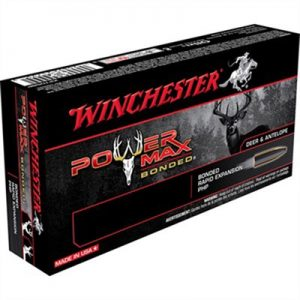 Winchester Power-Max Bonded Rifle Ammunition - 270 Winchester 150gr Protected Hollow Point 20/Box