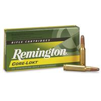 Remington .308 Winchester, SP Core-Lokt, 180 Grain, 20 Rounds