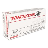 Winchester, USA, .300 AAC Blackout, Open Tip, 110 Grain, 20 Rounds