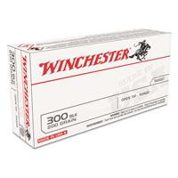 Winchester, USA, .300 AAC Blackout, Open Tip, 200 Grain, 20 Rounds