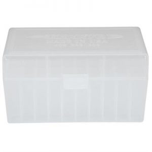 Berrys Manufacturing 50 Round Ammo Boxes - Clear 308 Family 50 Round Ammo Box