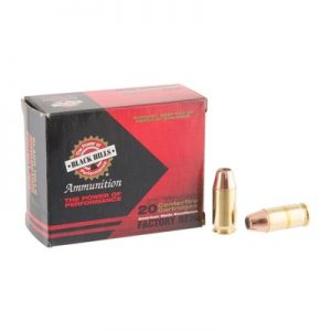 Black Hills Ammunition 45 Acp 230gr Jacketed Hollow Point Ammo - 45 Auto 230gr Jhp 500/Case