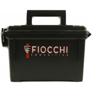 Fiocchi Performance Shooting Dynamics Rimfire Ammunition .22 LR 40 gr PSP 1575/can
