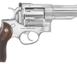 Ruger Redhawk .45 Colt/.45 ACP Double-Action Revolver