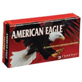 American Eagle 300 Aac Blackout 150gr Fmj Ammuntion - 300 Aac Blackout 150gr Full Metal Jacket Supersonic 20/Box
