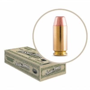 Ammo Incorporated Jesse James Tml Label 40 S&W Ammo - 40 S&W 180gr Total Metal Jacket 200/Can