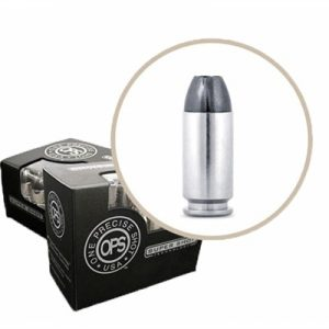Ammo Incorporated Ops - One Precise Shot 40 S&W Ammo - 40 S&W 105gr Hollow Point Frangible 20/Box