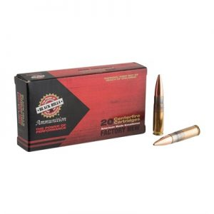 Black Hills Ammunition 300 Aac Blackout/Whisper 220gr Subsonic Otm Ammo - 300 Aac Blackout 220gr Otm Subsonic 20/Box