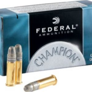 Federal .22 LR High Velocity Ammunition