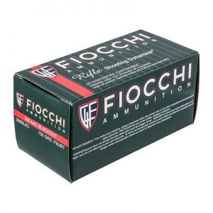 Fiocchi Ammunition Shooting Dynamics Ammo 300 Aac Blackout 150gr Fmj 50/Box - 300 Aac Blackout 150gr Full Metal Jacket 50/Box