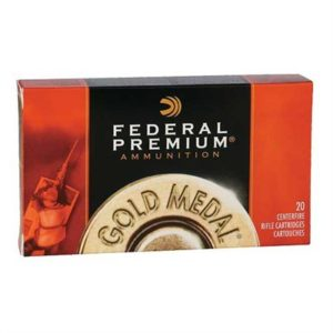 Federal Gold Medal Match Ammo 223 Remington 69gr Hpbt - 223 Remington 69gr Matchking Hpbt 20/Box