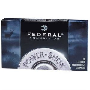 Federal Power-Shok Ammo 45-70 Government 300gr Hot-Cor Hp - 45-70 Government 300gr Hot-Cor Hp 20/Box