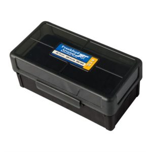 Frankford Arsenal Hinge-Top Ammo Box - 460 S&W, 45-70 Gov'T #514 Hinge-Top Ammo Box 50 Ct.