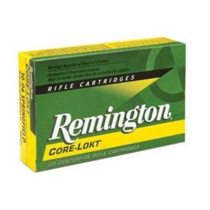 Remington Core-Lokt Ammo 35 Whelen 200gr Pointed Sp - 35 Whelen 200gr Pointed Soft Point 20/Box