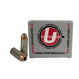 Underwood Ammo 10mm Auto 155gr Hornady Xtp Jacketed Hollow Point - 10mm Auto 155gr Hornady Xtp Jacketed Hollow Point 20/Box