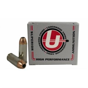 Underwood Ammo 10mm Auto 200gr Hornady Xtp Jacketed Hollow Point - 10mm Auto 200gr Hornady Xtp Jacketed Hollow Point 20/Box