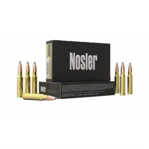 Nosler E-Tip Lead Free Ammo 7mm-08 Remington 140gr E-Tip - 7mm-08 Remington 140gr E-Tip 20/Box