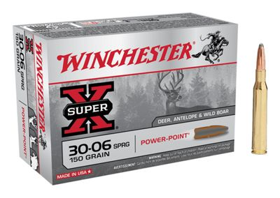 Winchester Super-X Rifle Ammo - 200 Grain - .300 AAC Blackout