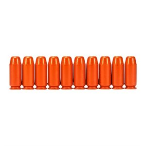 A-Zoom Ammo Snap Cap Dummy Rounds - 40 S&W Snap Caps 10/Pack