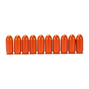 A-Zoom Ammo Snap Cap Dummy Rounds - 45 Auto Snap Caps 10/Pack