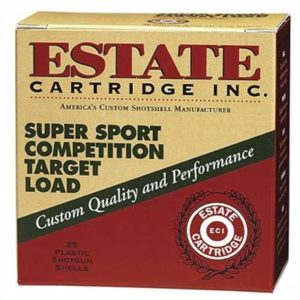 "Estate Cartridge Super Sport Competition Ammo 410 Bore 2-1/2"" 1/2 Oz #8 Shot - 410 Bore 2-1/2"" 1/2 Oz #8 Shot 25/Box"