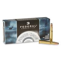 Federal Power-Shok .30-30 Win., HP, 125 Grain, 20 Rounds
