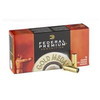 Federal Premium Gold Medal, .38 Special, Lead Wadcutter Match, 148 Grain, 50 Rounds