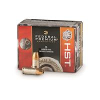 Federal Premium Personal Defense, 9mm, HST, 124 Grain, 20 Rounds