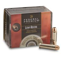 Federal Premium Personal Defense Low Recoil, .38 Special, Hydra-Shok JHP, 110 Grain, 20 Rounds