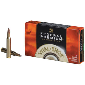 Federal Premium Vital-Shok Sierra GameKing Rifle Ammo, .243 Win, 100-gr.