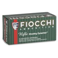 Fiocchi, .300 AAC Blackout, FMJ, 150 Grain, 50 Rounds