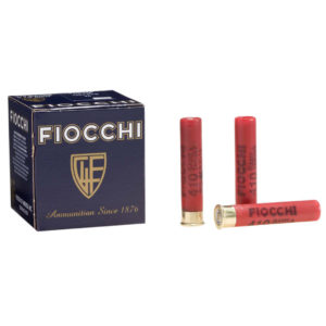"Fiocchi Game & Target Load, .410 Bore, 2-1/2"", 1/2 oz, #8"