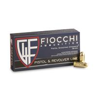 Fiocchi Shooting Dynamics, .380 ACP, FMJ, 95 Grain, 50 Rounds