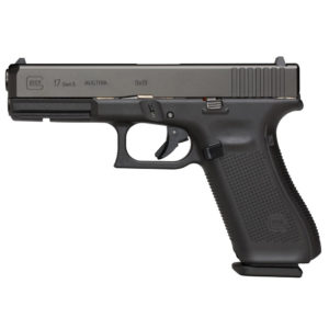 Glock 17 Gen5 Handgun, 10 Rd, Night Sights