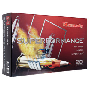 Hornady Superformance SST Ammo, .243 Win, 95-gr, SST