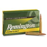 Remington CORE-LOKT, .30-06 Springfield, PSP, 150 Grain, 20 Rounds