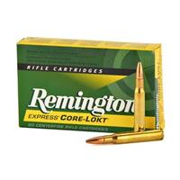 Remington CORE-LOKT, .30-06 Springfield, PSP, 165 Grain, 20 Rounds
