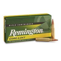 Remington CORE-LOKT, .308 Winchester, PSP, 150 Grain, 20 Rounds