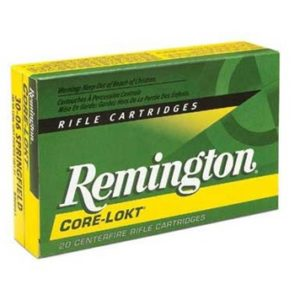 Remington Core-Lokt Ammo 45-70 Government 405gr Sp - 45-70 Government 405gr Soft Point 20/Box