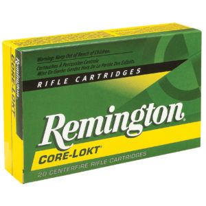 Remington Core-Lokt Rifle Ammunition, .30-06 Spring, 165-gr.
