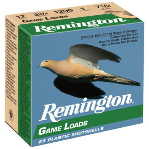 "Remington Game Load Shotshells, 16 Ga, 2-3/4"", 1 oz, #6"