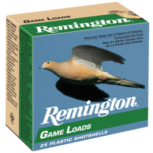 "Remington Game Loads, 16-ga, 2-3/4"", 1-oz, #7.5"