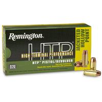 Remington High Terminal Performance, .40 S&W, JHP, 155 Grain, 50 Rounds