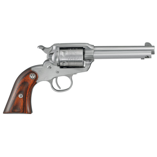 Ruger New Bearcat Handgun, .22 LR, Stainless