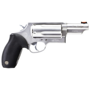 "Taurus Judge Handgun, .45 LC/.410 Bore, Stainless, 3"" BBL"